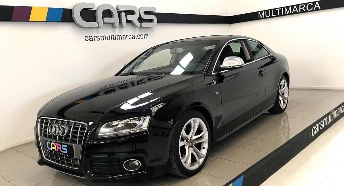 Audi s5 Quattro 4.2fsi 354 cv / 20.900 €