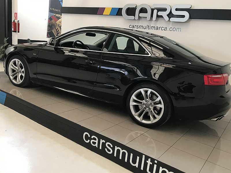 carsmultimarca.com, Audi s5 Quattro 4.2fsi, vista lateral.