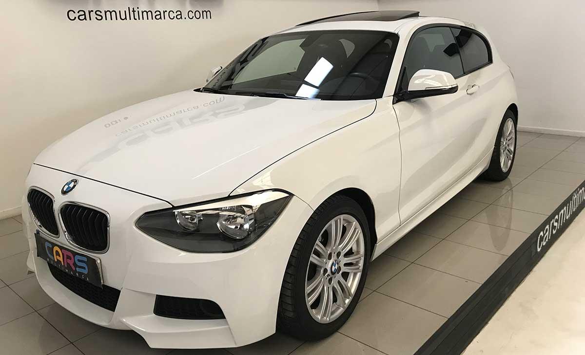 BMW Serie1 M Sport Edition 116D / 15.500 € / 260 € al MES