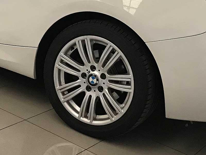 BMW Serie1 M Sport Edition, carsmultimarca.com, vista LLANTA.