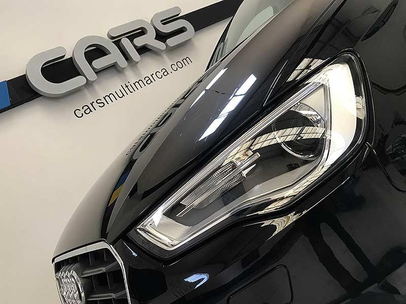 AUDI A3 S Tronic Sportback, carsmultimarca.com, vista de LEDS.