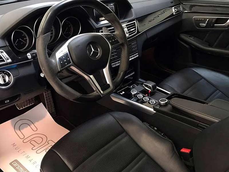 MERCEDES BENZ E63 AMG, carsmultimarca.com, vista interior