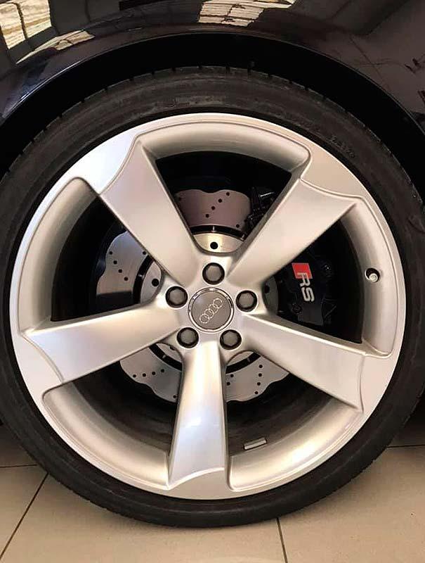 AUDI RS5 Full Equip, carsmultimarca, vista de llanta