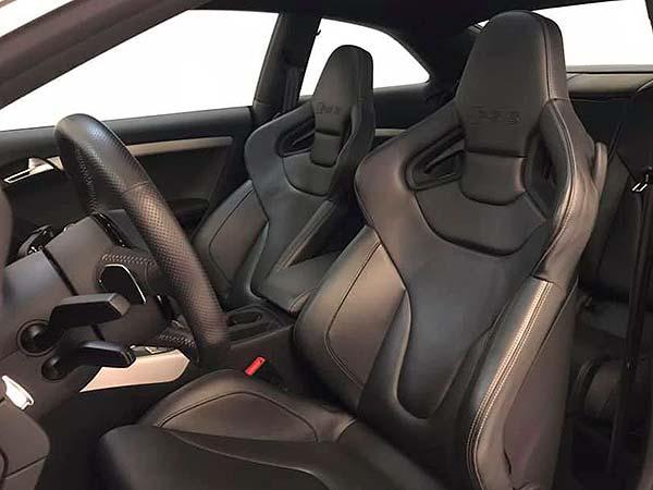 AUDI RS5 Full Equip, carsmultimarca, vista de asientos