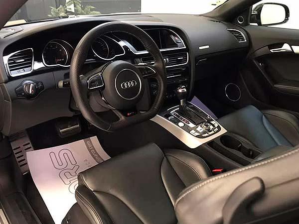 AUDI RS5 Full Equip, carsmultimarca, vista interior