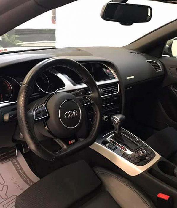 AUDI A5 Sportback S Line, carsmultimarca, vista cuadro de mandos