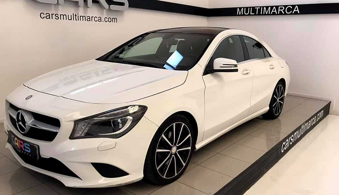 MERCEDES BENZ CLA, carsmultimarca, vista DESTACADA