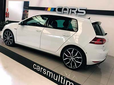 VOLKSWAGEN Golf Gti, carsmultimarca, vista lateral