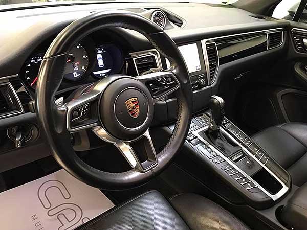 PORSCHE Macan S diesel, carsmultimarca, vista interior