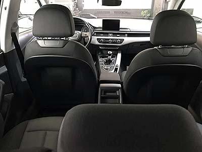 AUDI A4 Avant, carsmultimarca, vista asientos