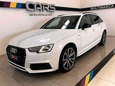 Audi A4 segunda mano carsmultimarca