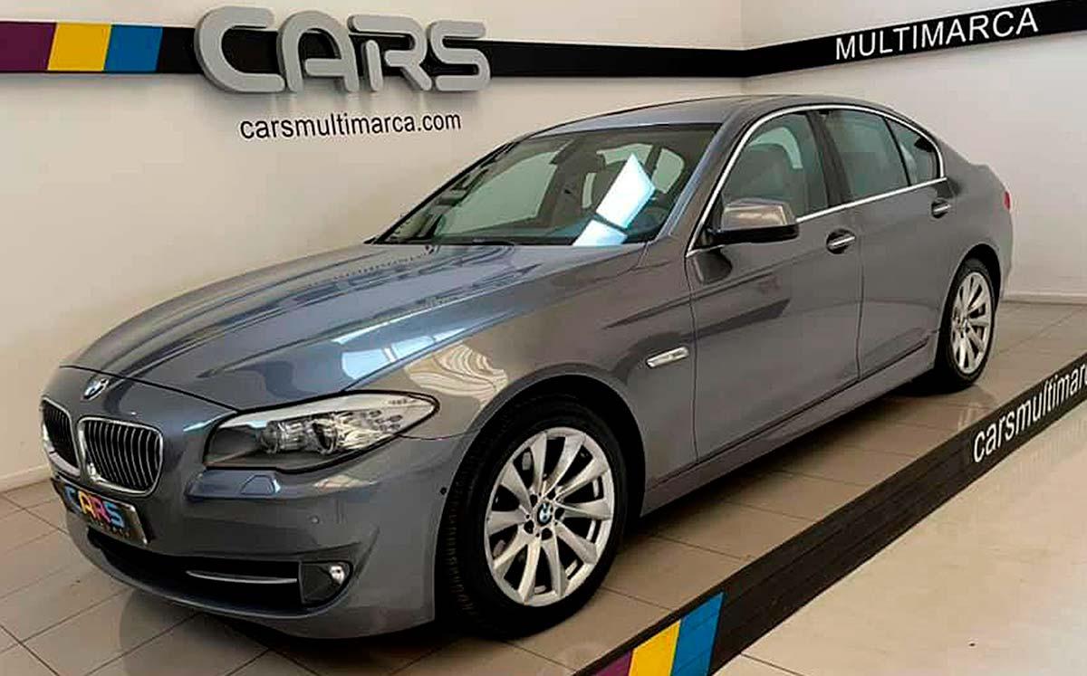 BMW 520d, carsmultimarca.com, vista destacada