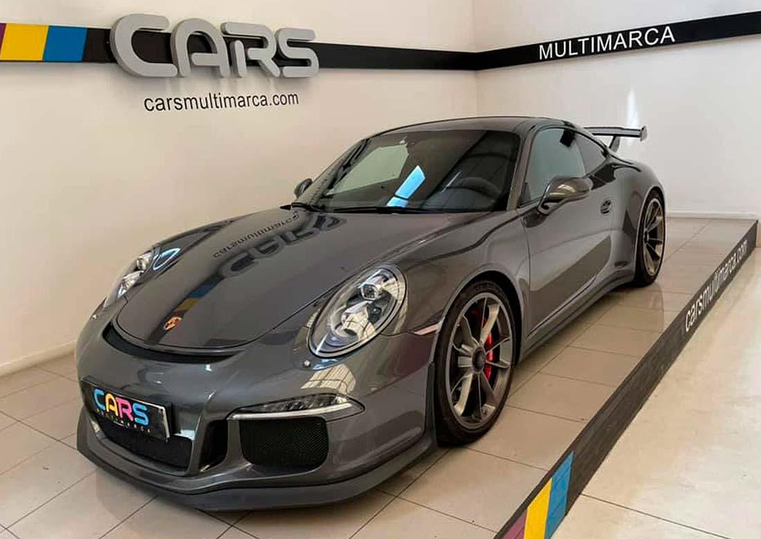 PORSCHE 911 Sport Chrono, carsmultimarca, vista destacada