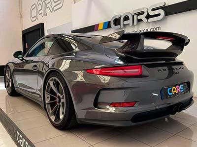 PORSCHE 911 Sport Chrono, carsmultimarca, vista posterior