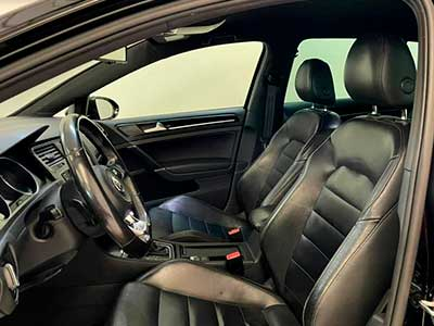 VOLKSWAGEN Golf GTD, carsmultimarca, vista de asientos