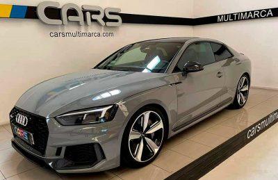 AUDI RS5 Carbon Edition, vista destacada
