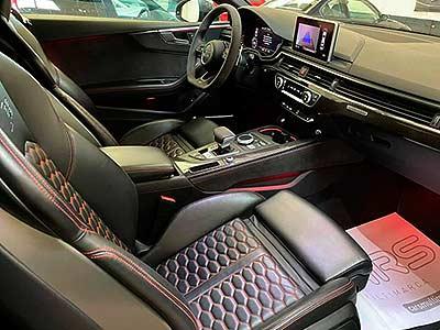 AUDI RS5 Carbon Edition, vista interior