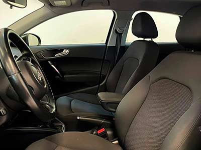 asientos delanteros