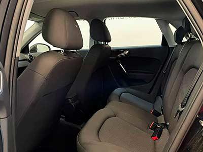AUDI A1 TDI, carsmultimarca, vista de asientos