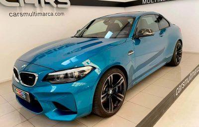 BMW M2 370 cv, carsmultimarca, vista destacada